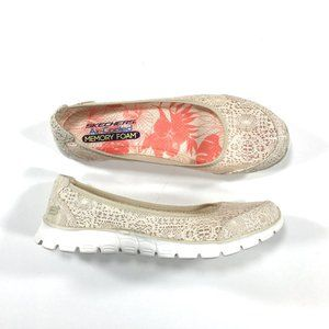 Skechers EZ Flex 3.0 Beautify Flats